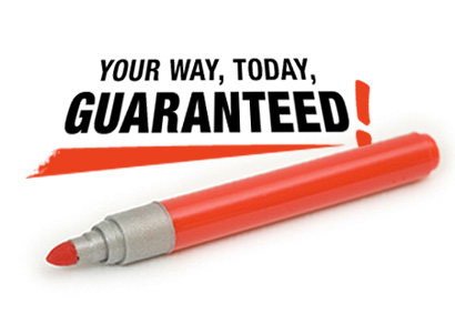 your-way-today-guaranteed