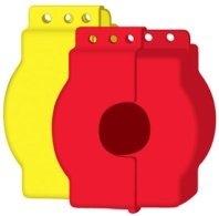 Brady® Adjustable Gate Valve Lock-Outs