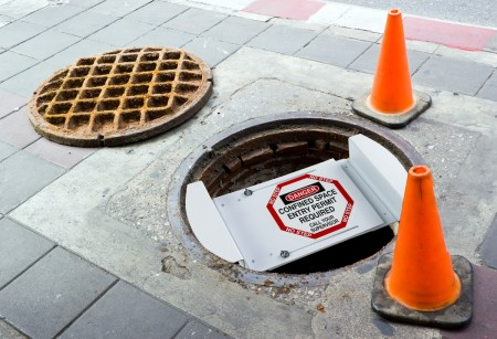 New Regulation in Focus: Confined Space in Construction